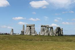 It was a beautiful, warm afternoon and the crowds were minimal at Stonehenge., Kristen D - June 2010