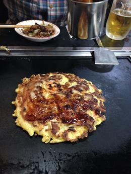 okonomiyaki - June 2014