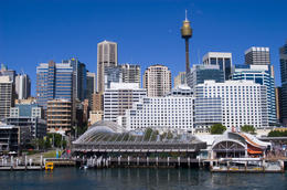 Sydney - Darling Harbour - November 2011