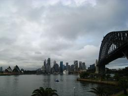 From the Sydney Opera House to the CBD and Sydney Bridge! - March 2010