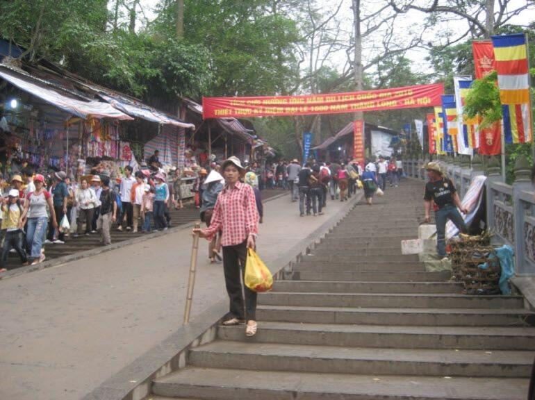 The way up - Hanoi