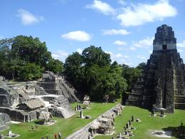 Exploring the beautiful temples in Tikal!! , Jamie H - November 2014
