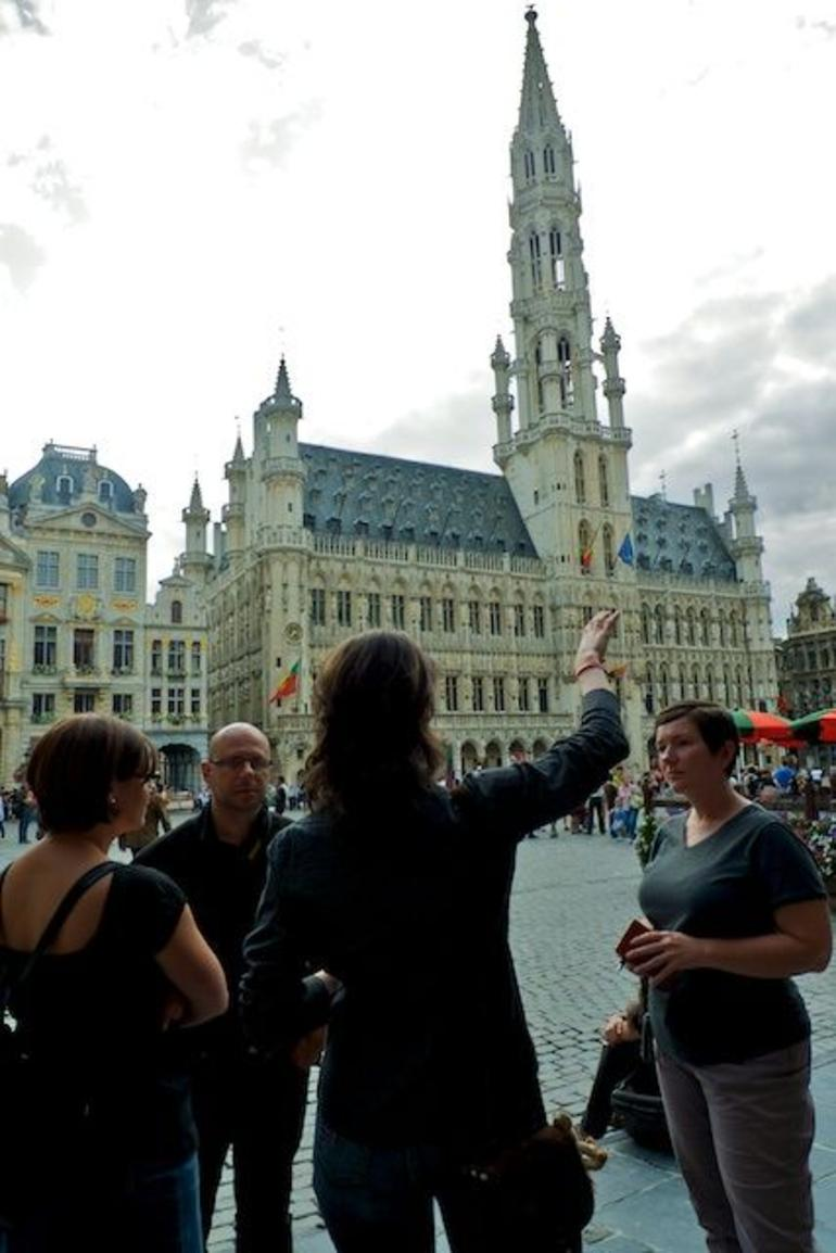 Touring Brussels - Brussels