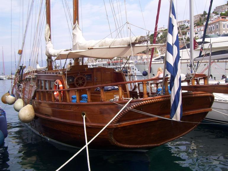 A great ship - Athens