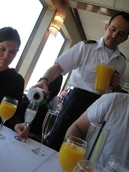 Photo of San Francisco San Francisco Champagne Brunch Cruise All you can drink champagne
