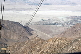 Photo of Palm Springs Palm Springs Aerial Tramway desert  panorama