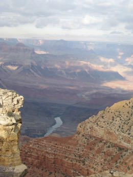 Photo of Las Vegas Grand Canyon South Rim Bus Tour with Optional Upgrades Grand Canyon and Colorado River