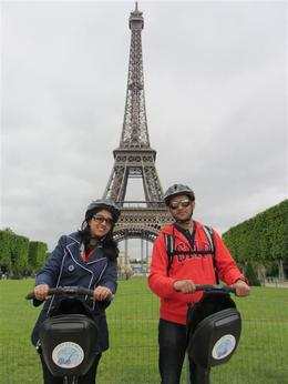 Awesome Segway Tour :) , Jubin C - June 2012