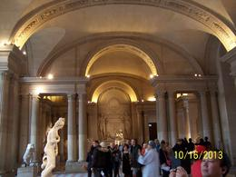 Photo of Paris Skip the Line: Louvre Museum Walking Tour including Venus de Milo and Mona Lisa Inside the Louvre