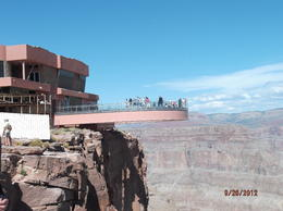 Excellent day to go on the Skywalk. , rbund01 - October 2012