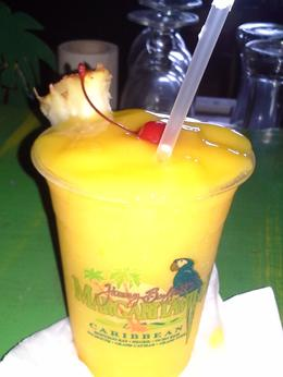 Yummy from Jimmy Buffet's Margaritaville in Negril , Robin B - July 2013