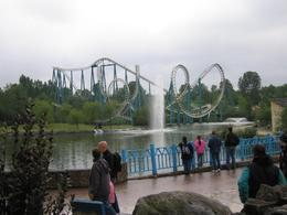 Photo of Paris Parc Asterix Theme Park Tickets and Transport Montanha Russa