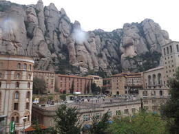 Photo of Barcelona Montserrat Royal Basilica Half-Day Trip from Barcelona Montserrat