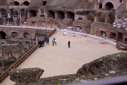 Photo of Rome Skip the Line: Ancient Rome and Colosseum Half-Day Walking Tour Photo from the second ring of the Colosseum