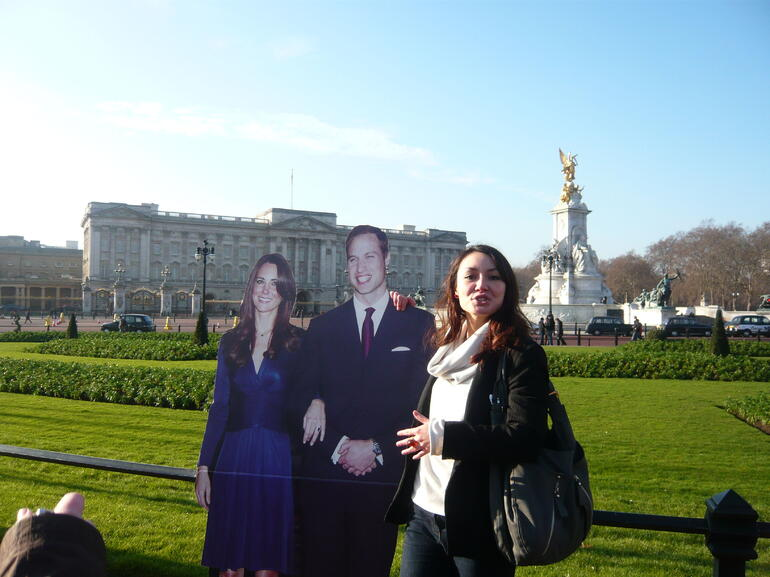 Prince William and Kate: The Royal Wedding Walking Tour - London