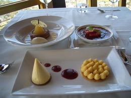 Dessert is served. - March 2009