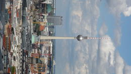 Photo of Berlin Berlin City Hop-on Hop-off Tour Televisietoren Alexanderplatz