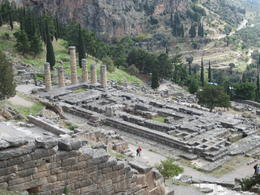 Photo of Athens 4-Day Classical Greece Tour: Epidaurus, Mycenae, Olympia, Delphi, Meteora Temple of Apollo