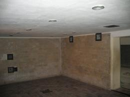 Photo of Munich Dachau Concentration Camp Memorial Small Group Tour from Munich The gas chamber.
