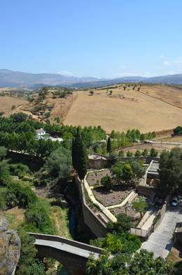Photo of Costa del Sol Ronda and Tajo Gorge Day Trip from the Costa del Sol View from Casa del Rey Moro