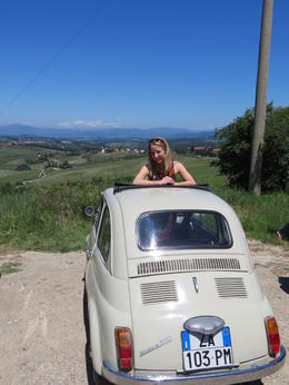 Photo of Florence Self-Drive Vintage Fiat 500 Tour from Florence: Tuscan Wine Experience 8939777010_8a127ab977_o.jpg