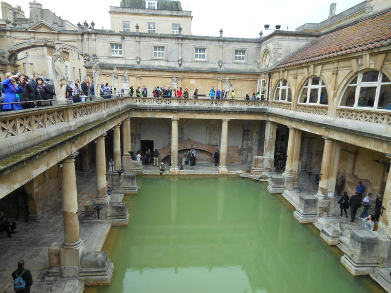 Bath Hot Springs - London