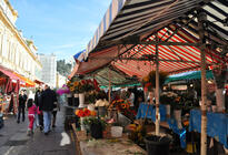 Photo of Nice Cours Saleya Flower Market
