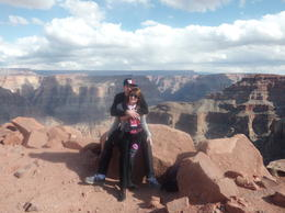 Photo of Las Vegas Grand Canyon and Hoover Dam Day Trip from Las Vegas with Optional Skywalk drey et james