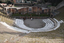 The Auditorium at Pompeii , Paul L - January 2012