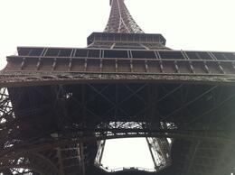 Photo of Paris Skip the Line: Eiffel Tower Tickets and Small-Group Tour EIFFEL TOWER from ground.