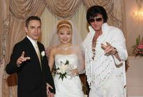 Photo of Las Vegas Elvis Wedding at Graceland Wedding Chapel