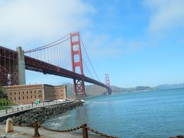 Photo of San Francisco Viator VIP: Early Access to Alcatraz and Exclusive Cable Car Sightseeing Tour Golden Gate Bridge