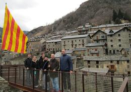 Photo of Barcelona Pyrenees Mountains Small Group Day Trip from Barcelona Group shot