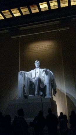 Photo of   Lincoln Memorial