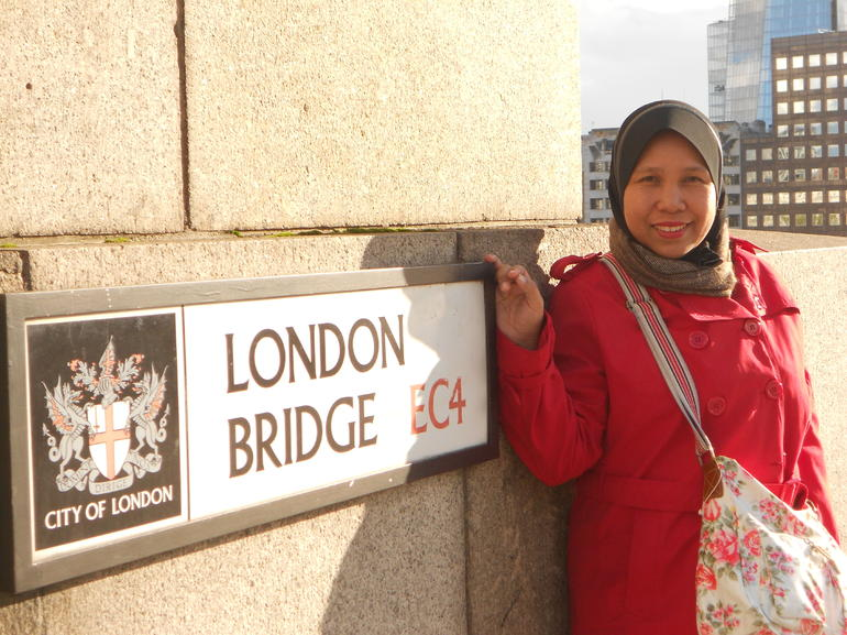 London Bridge - Paris