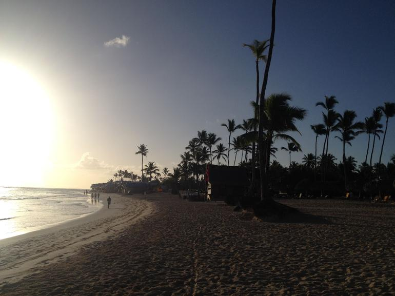 March sunrise in Punta Cana - Punta Cana