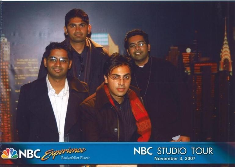 NBC Experience - New York City