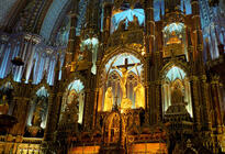 Photo of Montreal Notre Dame Basilica