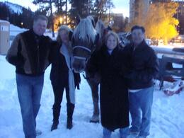 Photo of Lake Tahoe Sunset Sleigh Ride and Dinner Nov 2010 Misc 039