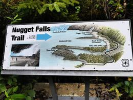 Nugget Trail @ Medenhall Glacier - 1km walk from observation deck , Elaine Chan - December 2014