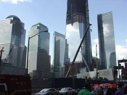 Photo of New York City World Trade Center Walking Tour Perspective