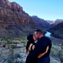 Photo of Las Vegas Viator VIP: Grand Canyon Sunset Helicopter Tour with Dinner proposal