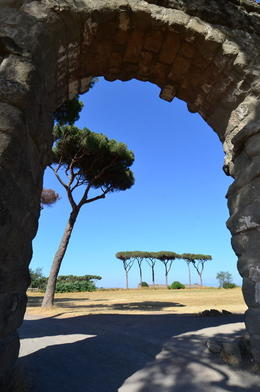 Photo of Rome Ancient Appian Way, Catacombs and Roman Countryside Bike Tour Rome Bike Tour