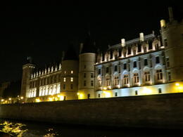The Conciergerie, on the Ile de la Cite, where prisoners, including Marie Antoinette, where kept prior to execution. , Jack H - November 2014