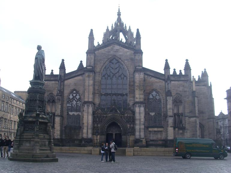 St. Giles Cathedral - Edinburgh