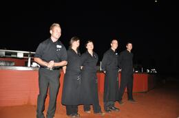 Photo of Ayers Rock Sounds of Silence Restaurant staff
