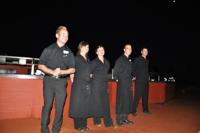 staff - Ayers Rock