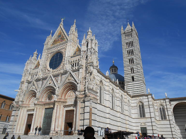 The Cathedral of Siena - Florence