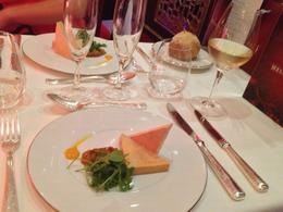 Photo of Paris Viator VIP: Moulin Rouge Show with Exclusive VIP Seating and 3-Course Dinner The Starter