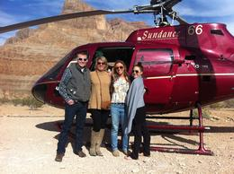 Photo of Las Vegas Grand Canyon All American Helicopter Tour A trip of a lifetime.
